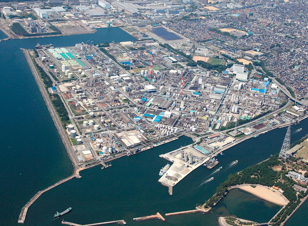 (株)カネカ 高砂工業所